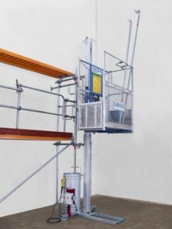 Stavební výtah geda prodej